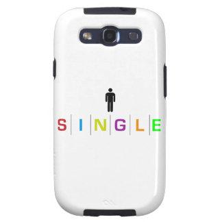 I am Single Samsung Galaxy SIII Cases