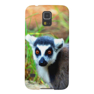I am small but cute Catta Lemur Cases For Galaxy S5