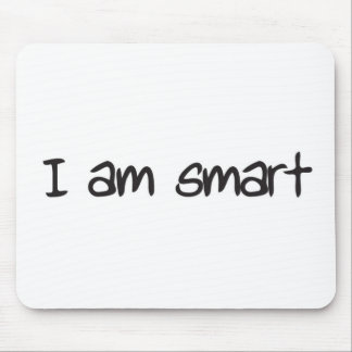 I am smart mouse pad
