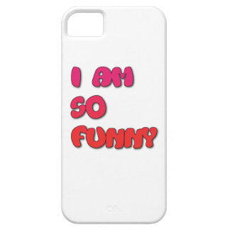 i am so funny iPhone 5/5S case
