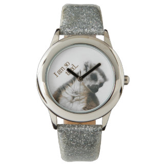 I am so tired… wrist watch