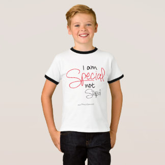 I am Special, Not Stupid - Boy T-Shirt