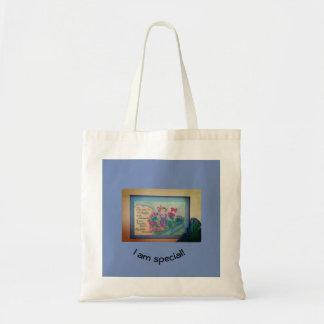 I am special! tote bag