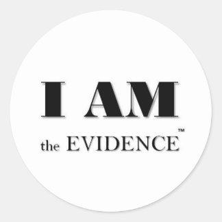 I AM Stickers