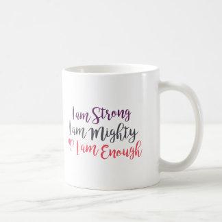 I am Strong Mug