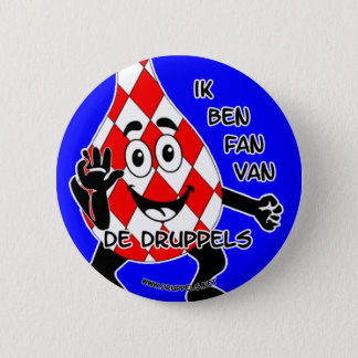 I am SUPPORTER of the drops - 2 Inch Round Button