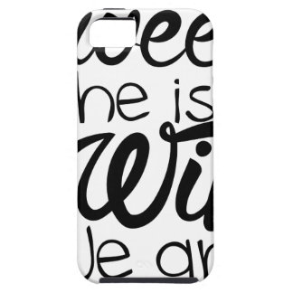 i am SWEET she is WILD .. we are DANGEROUS iPhone 5 Case