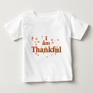 i am thankful baby T-Shirt