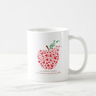 I am thankful for my Teacher Coffee Mug