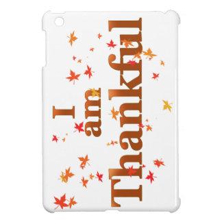i am thankful iPad mini case