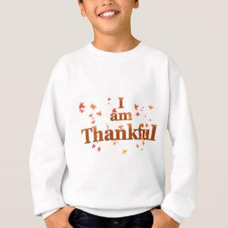 i am thankful sweatshirt