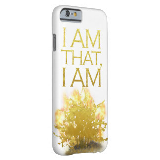 I AM THAT, I AM BARELY THERE iPhone 6 CASE