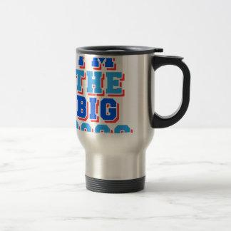 I am the Big boss Travel Mug