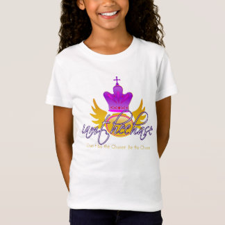I am the Chase for Lil Girls T-Shirt