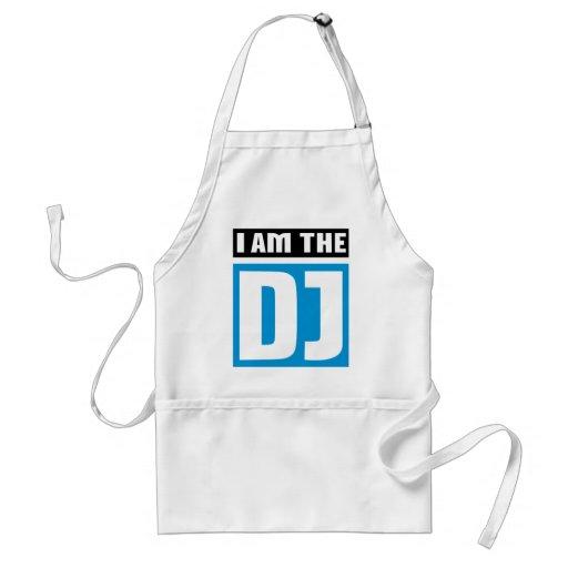 I am the DJ Aprons