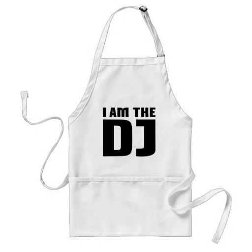 I am the DJ Apron