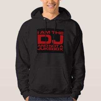 I Am The Dj Hoodie