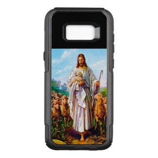 I Am the Good Shepherd John 10:7-21 OtterBox Commuter Samsung Galaxy S8+ Case
