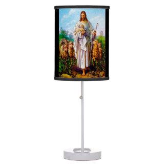 I Am the Good Shepherd John 10:7-21 Table Lamp