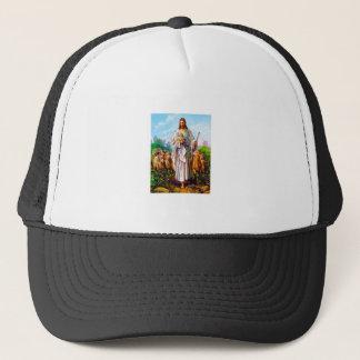 I Am the Good Shepherd John 10:7-21 Trucker Hat