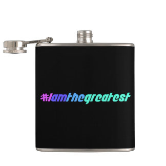I Am The Greatest Flask