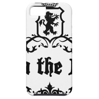I am The King iPhone 5 Cases