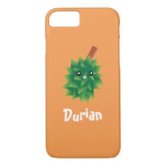 I Am The King of Fruits Cute Kawaii Durian Manga Case-Mate iPhone Case