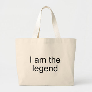 I am the legend Official Product Bags
