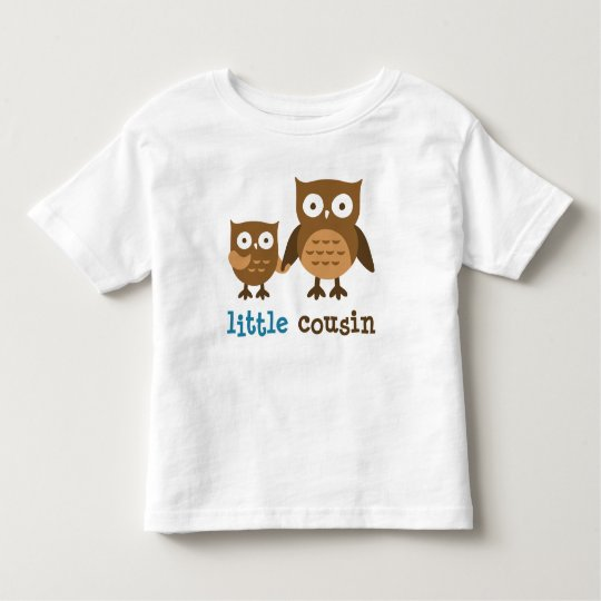 I am the Little Cousin - Mod Bird t-shirts