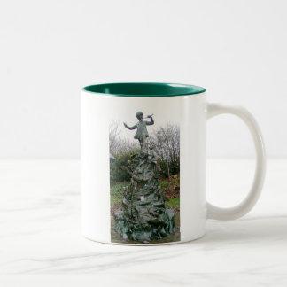 I am The Pan! Two-Tone Coffee Mug