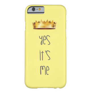 I am the Queen Barely There iPhone 6 Case