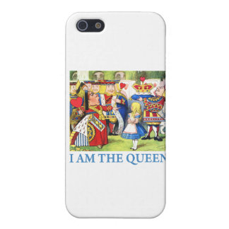 I Am The Queen iPhone 5/5S Covers