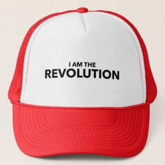 """""""I am the revolution"""" Trucker Cap"""