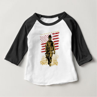 I am the Shadow Baby T-Shirt