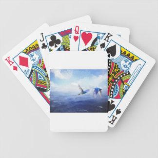 I am the sky poker deck