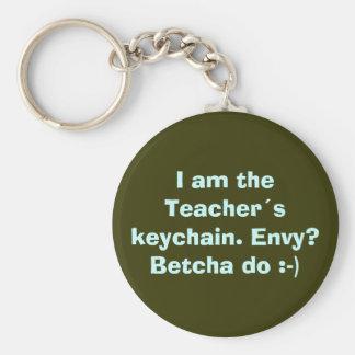 I am the Teachers keychain. Envy? Betcha do :-) Keychain