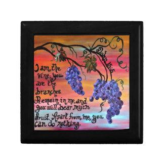 I am the Vine John 15 5 Gift Box