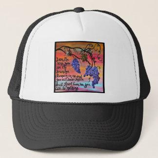 I am the Vine John 15 5 Trucker Hat