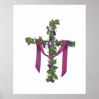 I Am the Vine Poster