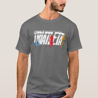 I am triathlete T-Shirt
