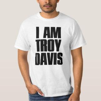 I Am Troy Davis T-Shirt