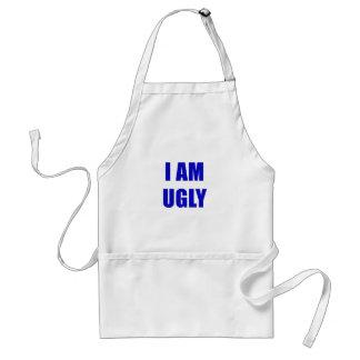 I am Ugly Standard Apron