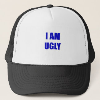 I am Ugly Trucker Hat