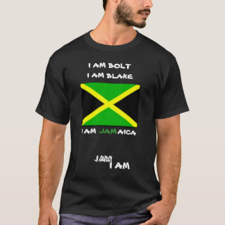I Am Usain Bolt Blake Jamaica T-Shirt