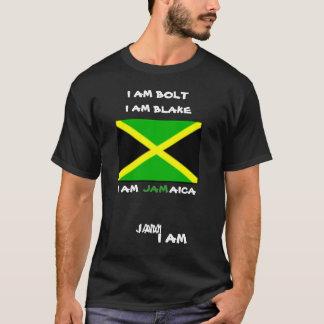 I Am Usain Bolt Blake Jamaica T-Shirt
