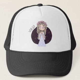 I am Virgo Trucker Hat