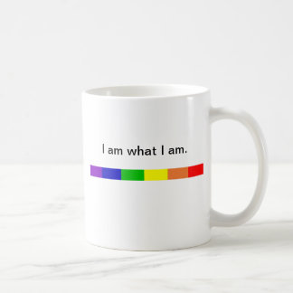 I am what I am Coffee Mug