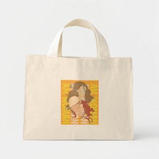 I Am Woman, I Am STRONG!I Am BEAUTIFUL!I Am WOMAN! Mini Tote Bag