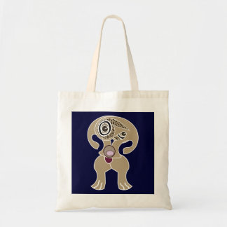 I am yours budget tote bag