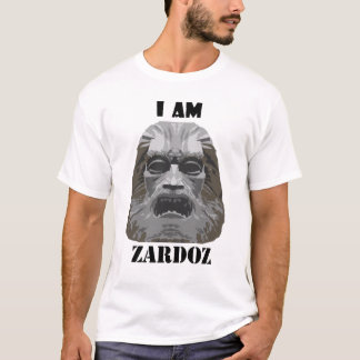 I am Zardoz Shirt